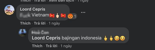 Cộng đồng mạng Việt tiếp tục tràn vào Facebook trọng tài và cầu thủ Indonesia, kẻ làm loạn, người phải đi dọn dẹp - ảnh 7
