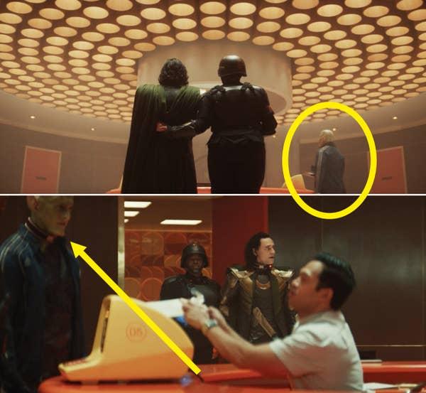 Hú hồn Loki tập 1 liên kết trực tiếp WandaVision, phi vụ không tặc khét tiếng nhất nước Mỹ cũng xuất hiện - Ảnh 8.