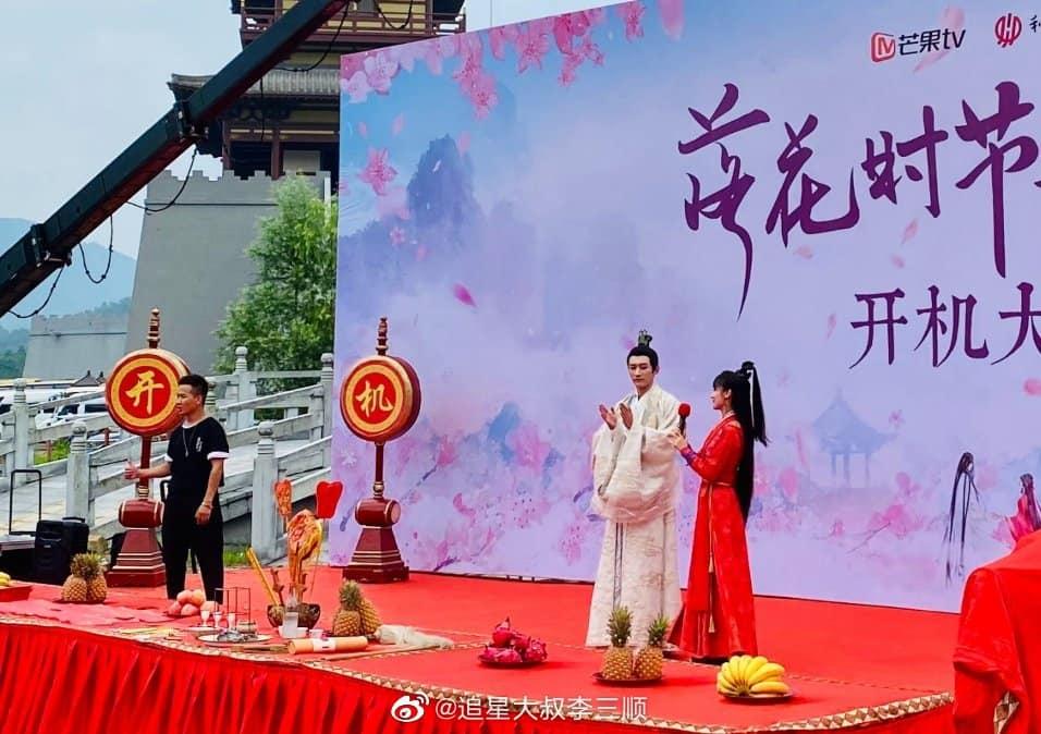 Đá bay Thành Nghị, Viên Băng Nghiên yêu luôn trà xanh Lưu Học Nghĩa trong phim mới - Ảnh 4.