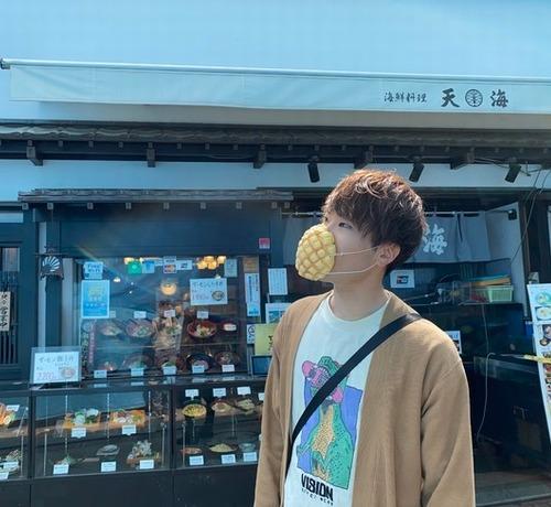 Nhật Bản nghiên cứu và phát triển mặt nạ búi dứa có thể ăn được, được chứng minh hiệu quả trong việc ngăn chặn các giọt bắn - ảnh 1