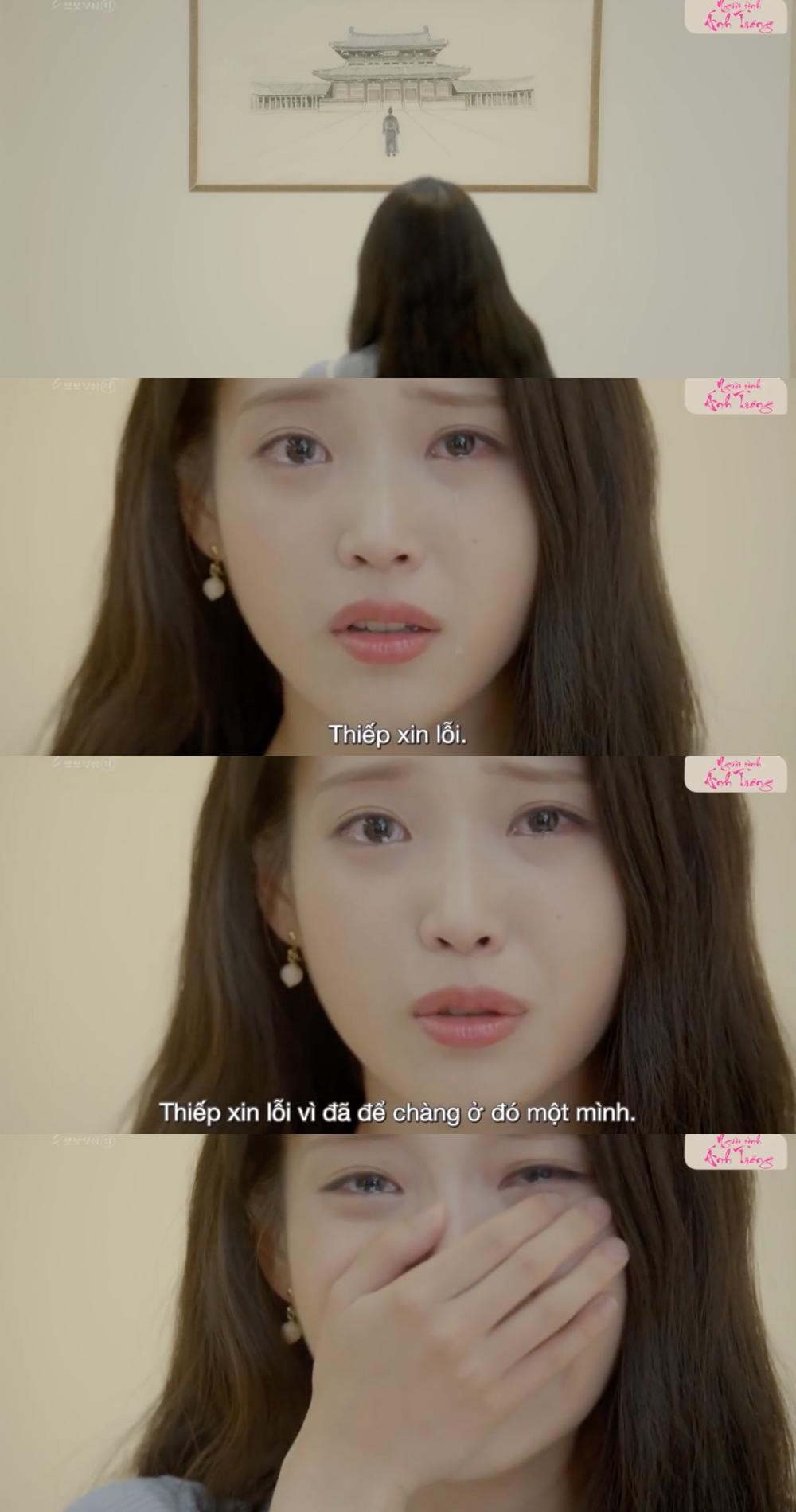 Fan IU - Lee Jun Ki đào mộ cái kết thực sự của Moon Lovers, sôi máu đòi ekip làm gấp phần 2 - Ảnh 3.