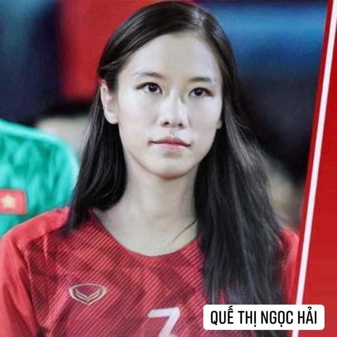 Hình ảnh các nữ cầu thủ ĐT Việt Nam khuấy đảo MXH, nhan sắc thầy Park gây bất ngờ nhất - ảnh 7