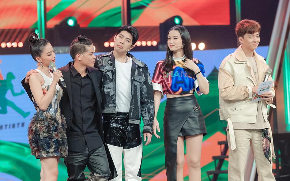 Hiếm hoi lắm Noo Phước Thịnh - Đông Nhi - Ngô Kiến Huy mới xuất hiện chung 1 show thực tế!