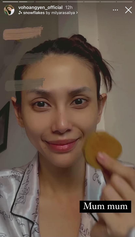 Sao Việt để mặt mộc: Hiền Hồ gây sốt với glass skin căng bóng, Á hậu Kiều Loan giữ ngôi chăm khoe da nhất - Ảnh 9.