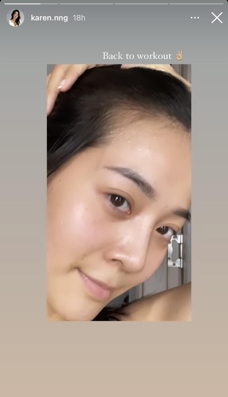 Sao Việt để mặt mộc: Hiền Hồ gây sốt với glass skin căng bóng, Á hậu Kiều Loan giữ ngôi chăm khoe da nhất - Ảnh 11.