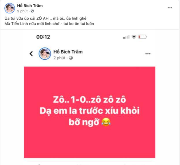 NGAY LÚC NÀY: Jack và cả showbiz đang đồng loạt gọi tên Tiến Linh sau bàn thắng mở tỷ số cho đội tuyển Việt Nam! - ảnh 9