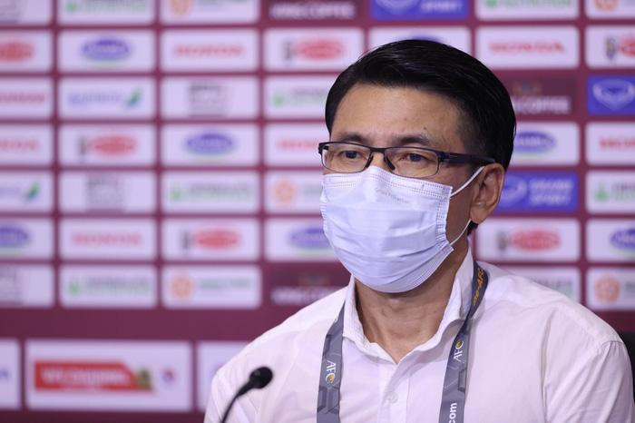 HLV Tan Cheng Hoe: Malaysia không may mắn, gặp Việt Nam không dễ dàng gì - Ảnh 1.