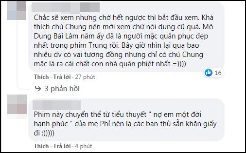 Fan bay não vì phim mới của Chung Hán Lương quá cẩu huyết: Nữ chính lăn giường để cứu con, nam chính cuối cùng bị điên? - ảnh 7