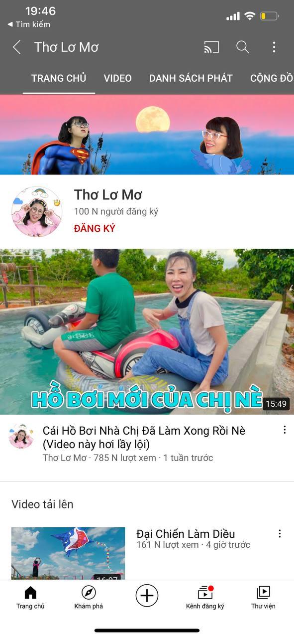 Bị tẩy chay, lên án kịch liệt, kênh YouTube mới của Thơ Nguyễn vẫn dễ dàng đạt nút Bạc chỉ sau 1 tuần - ảnh 2