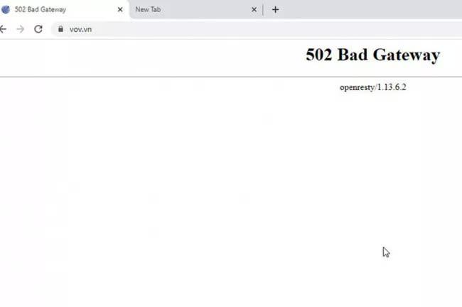 Báo điện tử VOV bị tin tặc tấn công: Phóng viên, nhà báo và cả người thân nhận hàng loạt tin nhắn chửi bới, xúc phạm - ảnh 1