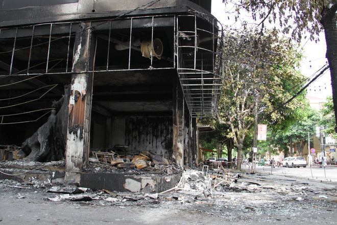 Danh tính 6 nạn nhân tử vong trong vụ cháy kinh hoàng ở Nghệ An: 4 người trong cùng 1 gia đình, 1 người phụ nữ đang mang thai - Ảnh 3.