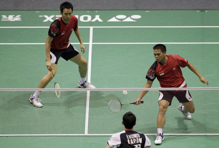 Huyền thoại cầu lông Indonesia ra đi ở tuổi 36 khi đang tập luyện trên chính sân cầu lông - Ảnh 1.