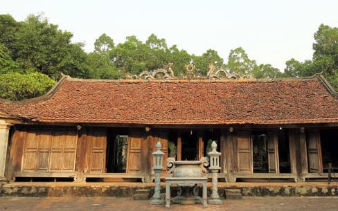 Ngôi đền cổ 2.300 năm tuổi ở Phú Thọ bị trộm mất bảo vật vô giá