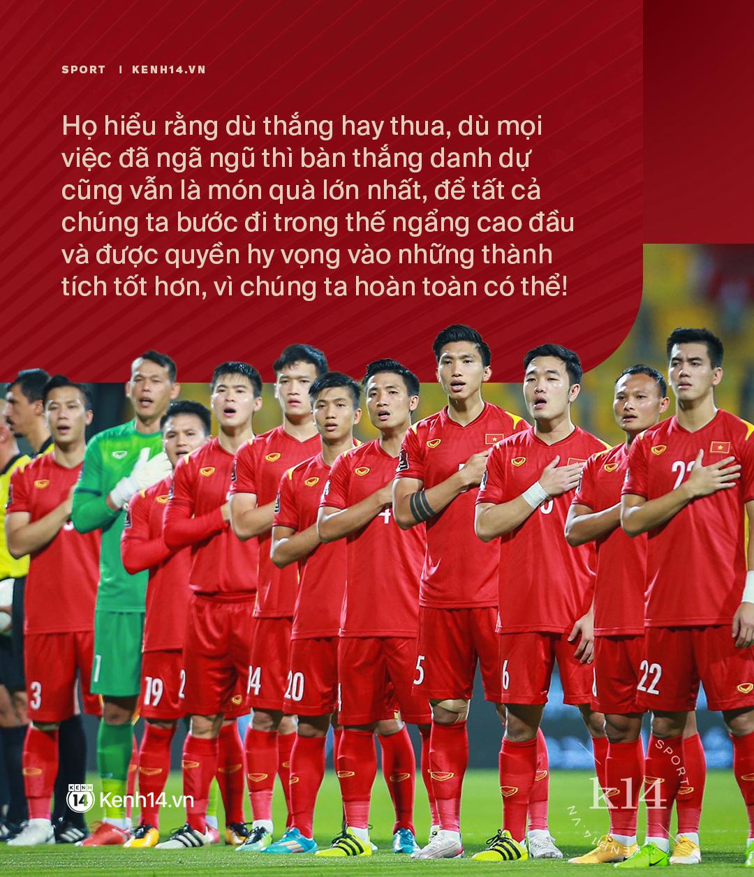 Thua một trận, thắng cả chiến dịch: Và lịch sử bóng đá Việt Nam vẫn đang được viết tiếp! - Ảnh 5.