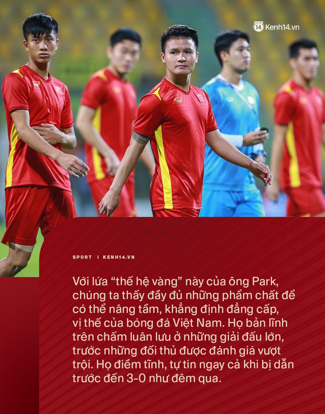 Thua một trận, thắng cả chiến dịch: Và lịch sử bóng đá Việt Nam vẫn đang được viết tiếp! - Ảnh 7.