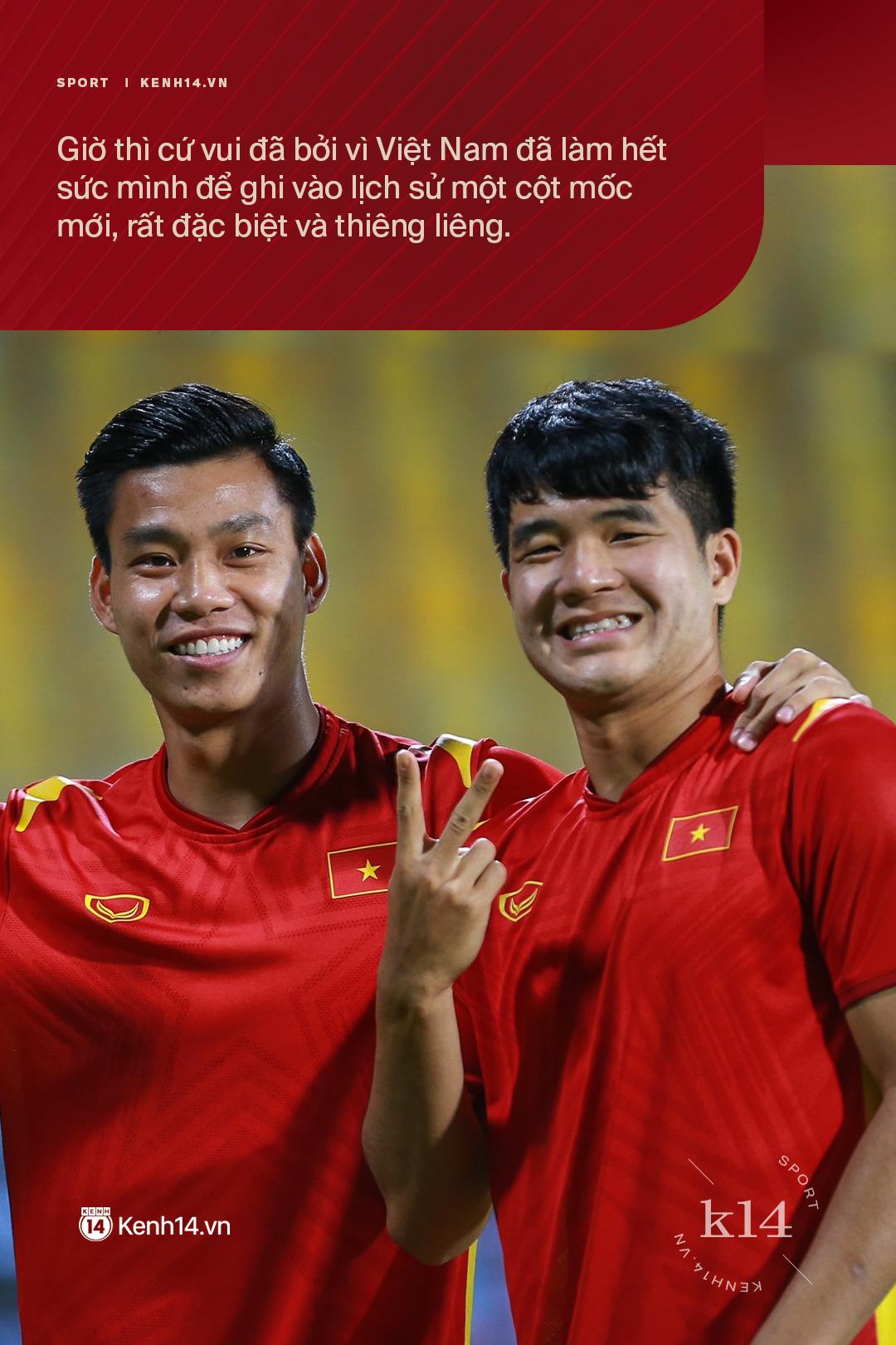 Thua một trận, thắng cả chiến dịch: Và lịch sử bóng đá Việt Nam vẫn đang được viết tiếp! - Ảnh 8.