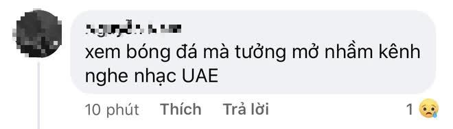 Xem bóng đá trận Việt Nam - UAE mà tưởng dự concert âm nhạc, CĐV nước bạn hát gì mà nghe chầm cãm vậy nè! - ảnh 4