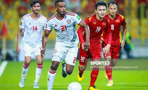 Thua sát nút UAE nhưng Việt Nam vẫn làm nên lịch sử, lần đầu tiên vào vòng loại thứ 3 World Cup 2022! - ảnh 3