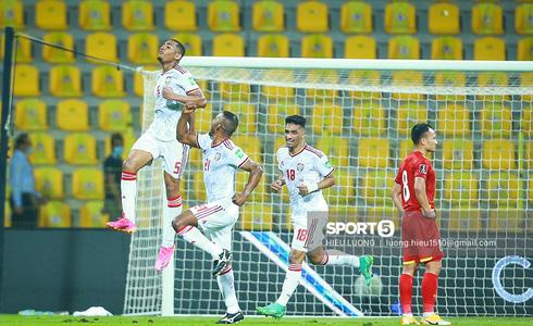Thua sát nút UAE nhưng Việt Nam vẫn làm nên lịch sử, lần đầu tiên vào vòng loại thứ 3 World Cup 2022! - ảnh 1