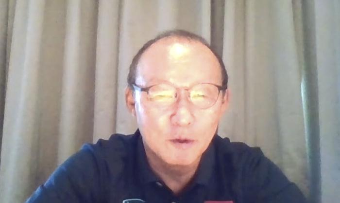 HLV Park Hang-seo: Thật nặng nề nếu ĐT Việt Nam cùng bảng với Hàn Quốc, tôi sẽ cố gắng để không bị xấu hổ - Ảnh 2.