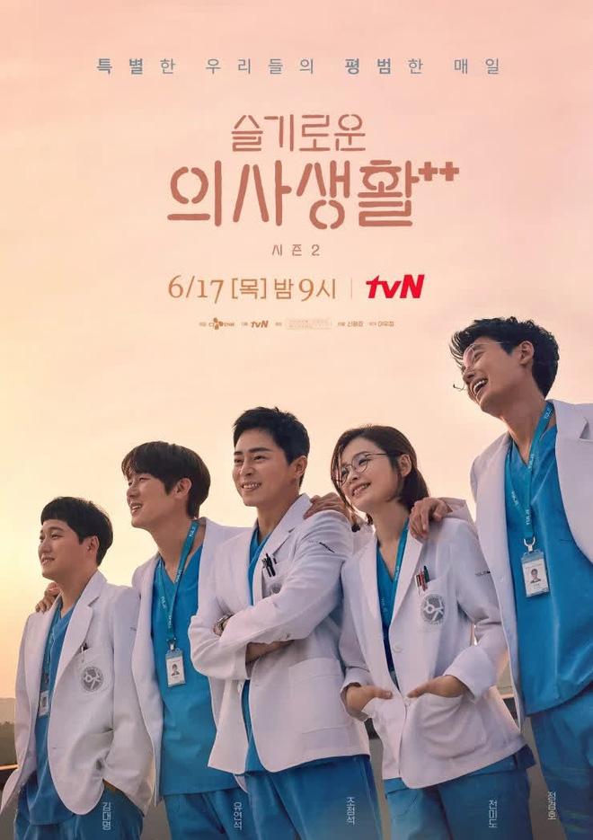 Cặp đôi Mùa Đông chưa gì đã phát cẩu lương ở Hospital Playlist 2 tập 1, netizen xem mà sướng phát điên rồi - ảnh 5