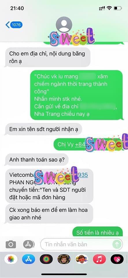 Phan Mạnh Quỳnh bí mật tặng quà vợ nhưng lại bị cảnh sát chính tả soi lỗi, ngay lập tức phải đưa bằng chứng minh oan - ảnh 3
