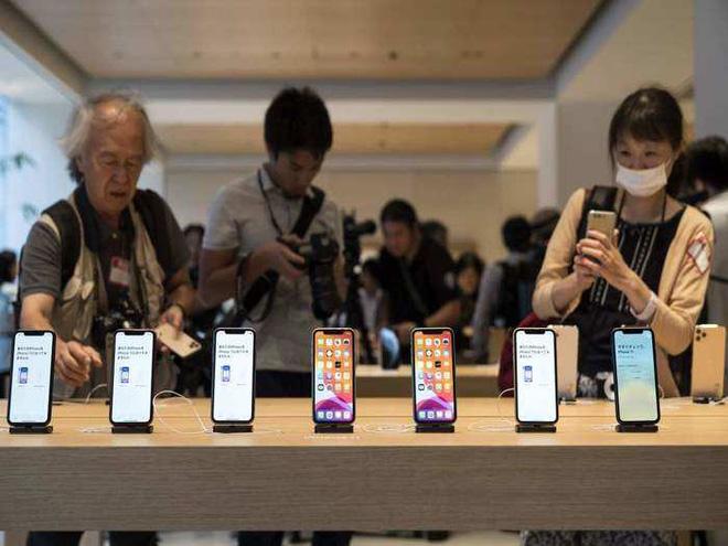Apple tiếp tục chứng minh mình là kẻ đi sau các hãng smartphone Android, nhưng luôn làm tốt hơn - ảnh 1