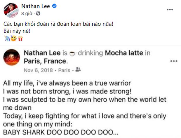 Nathan Lee chốt một câu gây ngỡ ngàng khi được hỏi hợp tác với Ngọc Trinh, có thật là sẽ mua bài Baby Shark? - ảnh 5