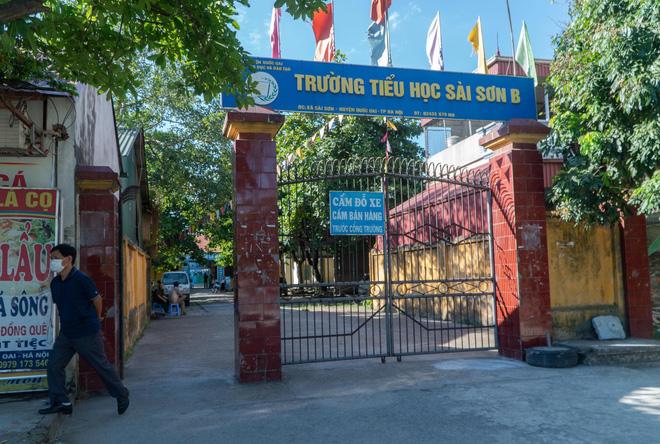 NÓNG: Đang công bố kết luận thanh tra vụ cô giáo tố bị trù dập ở Quốc Oai - Hà Nội - ảnh 1