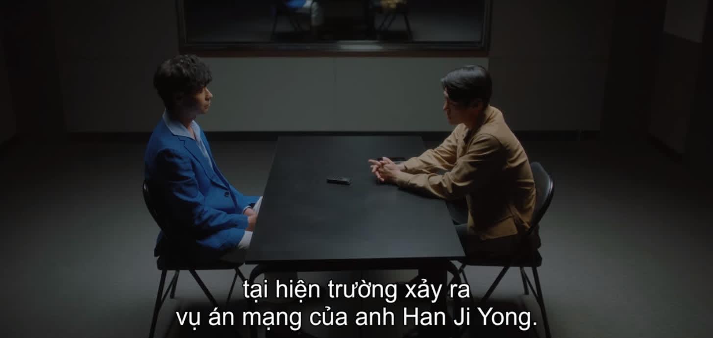 Mợ út Lee Bo Young mất trí nhớ, trùm phản diện Ji Yong chính thức lên bàn thờ ở Mine tập 13 - Ảnh 6.