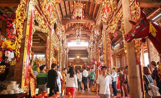 Toàn cảnh Nhà thờ Tổ 100 tỷ của NS Hoài Linh: Trải dài 7000m2, nội thất hoành tráng sơn son thiếp vàng, nuôi động vật quý hiếm - ảnh 16
