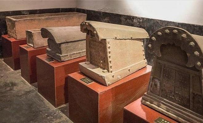 Phát hiện độc nhất ở kinh đô mộ cổ Trung Quốc: Đoàn khảo cổ rơi nước mắt! - ảnh 1