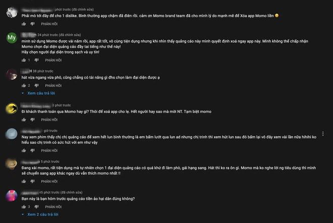 Cộng đồng mạng phản ứng gay gắt với MV Ngọc Trinh hợp tác cùng MoMo, 9 người 10 ý tranh cãi dữ dội - ảnh 1