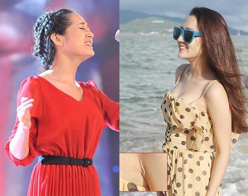 Bảo Anh bất ngờ xuất hiện với hình ảnh khác lạ, netizen ồn ào tranh cãi: Chị vừa làm mũi hay giảm cân quá đà? - ảnh 6