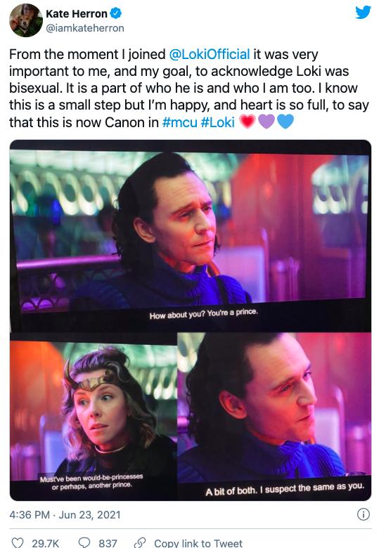 Thiếu sót lớn của Marvel sau hàng chục năm đã được Loki tập 3 khắc phục, khán giả không còn phải phàn nàn nữa rồi! - Ảnh 4.
