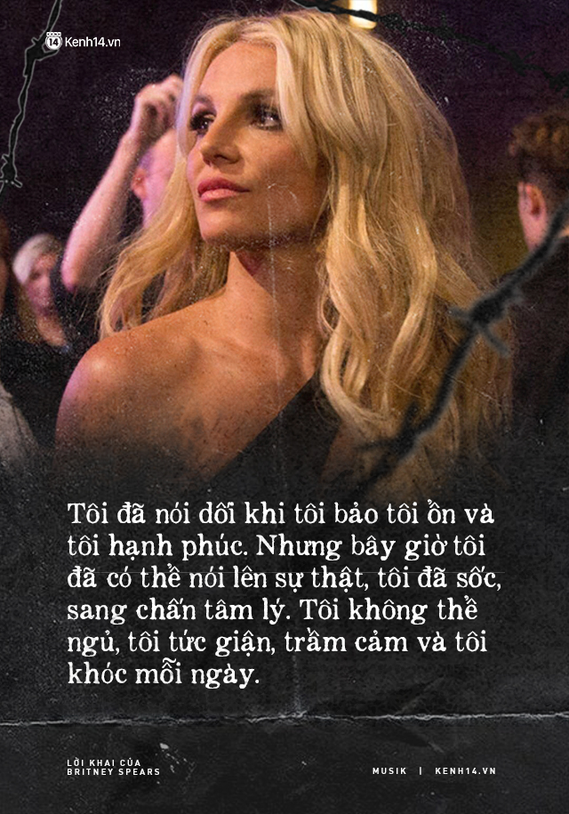 Cay đắng khi đọc trọn vẹn lời khai của Britney Spears trước tòa: Họ xem tôi như nô lệ. Tôi cảm thấy như mình đã chết - ảnh 8