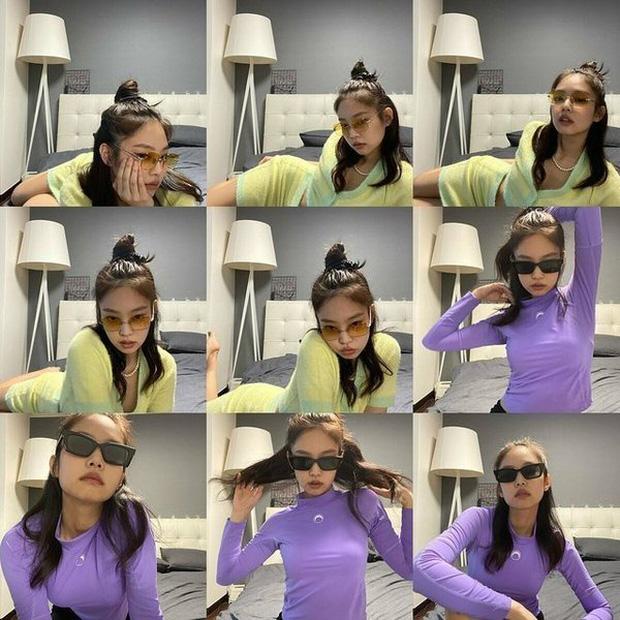 Jennie (BLACKPINK) chính thức cán mốc 47 triệu follow trên Instagram, chỉ xếp sau một người trong showbiz Hàn - ảnh 4