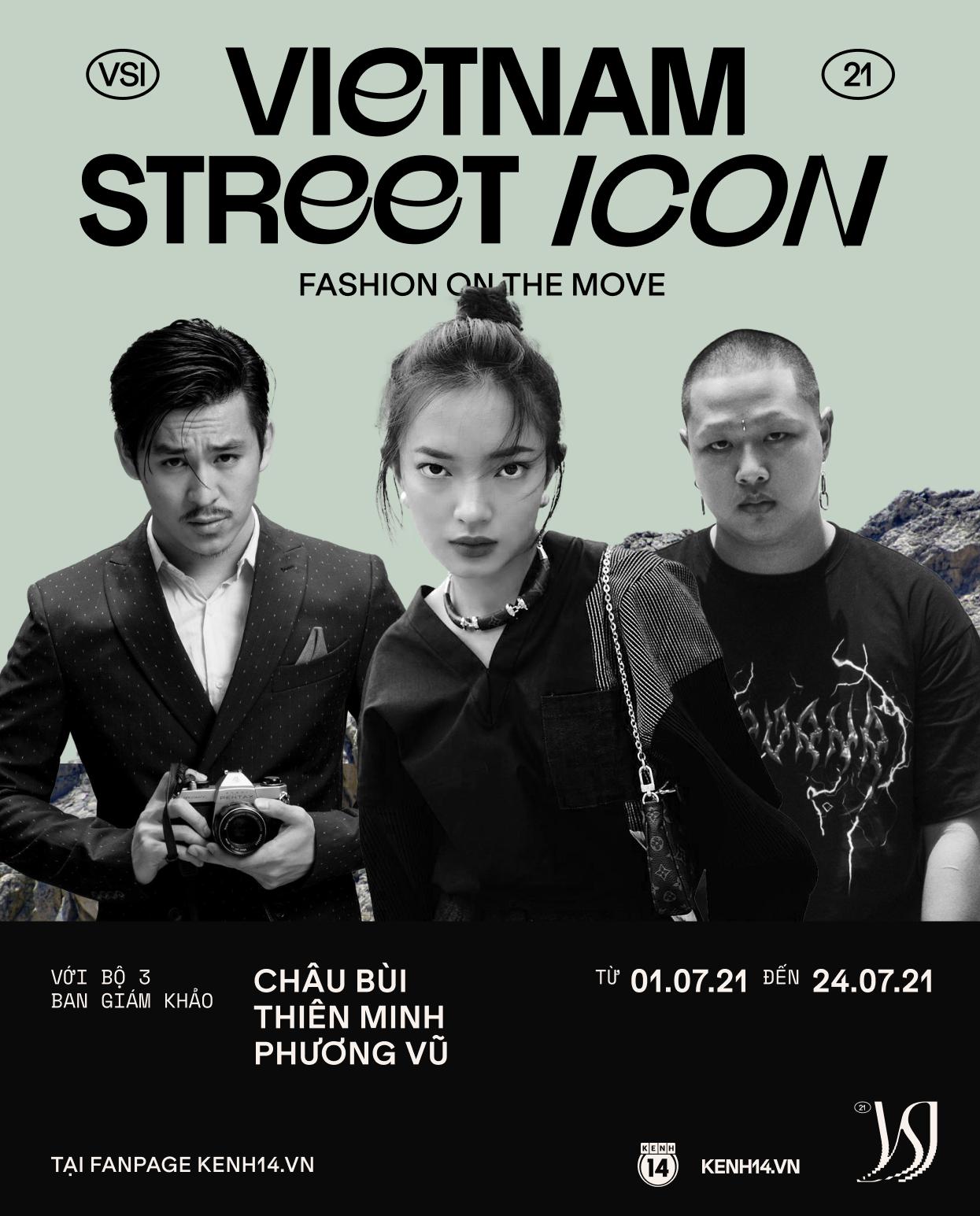 Hé lộ BGK của Vietnam Street Icon: Bên cạnh Châu Bùi và Thiên Minh còn là 1 chủ shop local brand khét lẹt đất Hà thành - Ảnh 14.