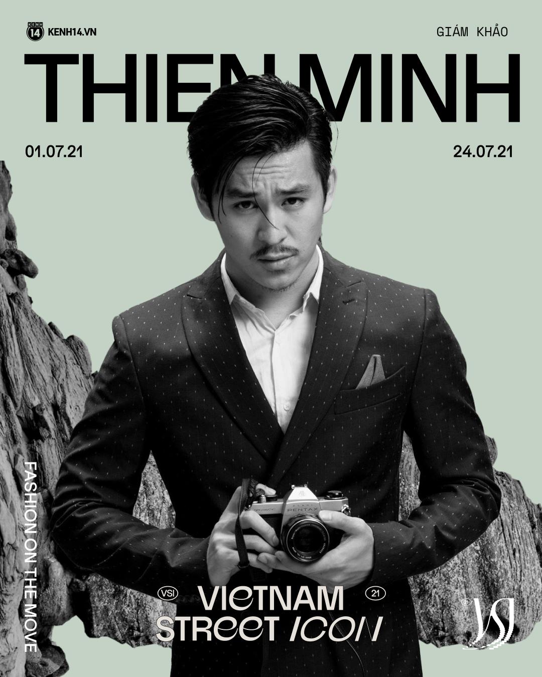 Hé lộ BGK của Vietnam Street Icon: Bên cạnh Châu Bùi và Thiên Minh còn là 1 chủ shop local brand khét lẹt đất Hà thành - Ảnh 4.