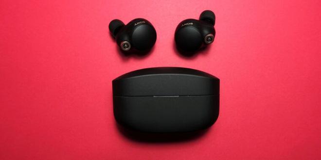Sony ra mắt tai nghe cao cấp WF-1000XM4: Chống ồn, có LDAC, pin 8 tiếng và chống nước IPX4, giá 279,99 USD - ảnh 1