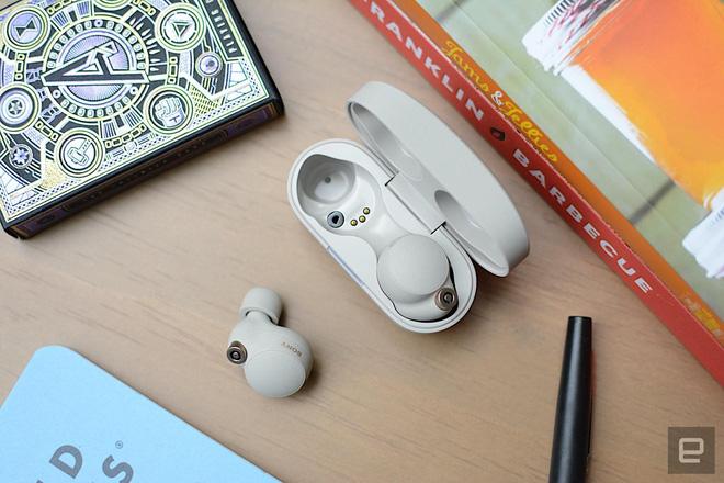 Sony ra mắt tai nghe cao cấp WF-1000XM4: Chống ồn, có LDAC, pin 8 tiếng và chống nước IPX4, giá 279,99 USD - ảnh 3