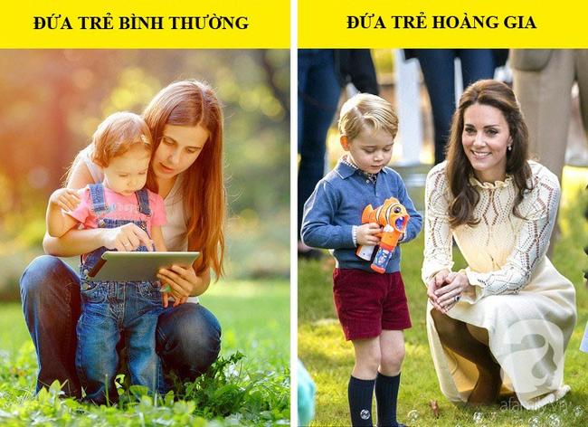 Sinh ra trong hoàng tộc được nuôi dạy thế nào? Sự thật không hề khắt khe như mọi người tưởng nhưng rất nhiều điều đặc biệt - ảnh 9
