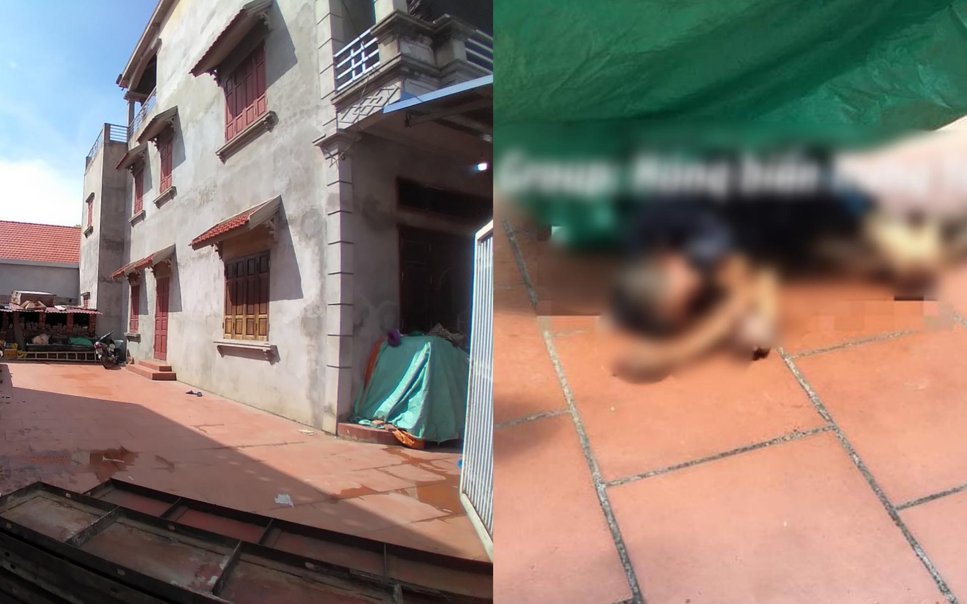 Vụ ông ngoại chém cháu tử vong ở Hưng Yên: Gia đình cố mãi mới sinh được cháu bé, bố nạn nhân vẫn đang phải cách ly y tế