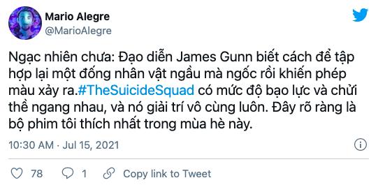 Siêu bom tấn The Suicide Squad ngập trong khen ngợi vì quá bạo lực, hài hước và siêu khó đoán: Phim hàng đầu của DC đây rồi! - Ảnh 5.