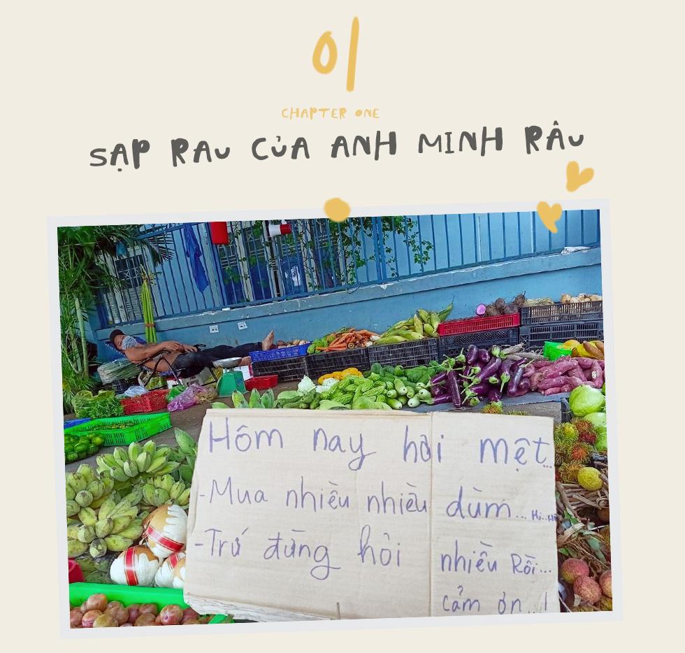 Sài Gòn giữa những ngày ngàn ca nhiễm: Người với người sống để thương nhau - Ảnh 1.