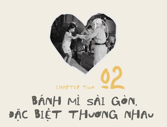 Sài Gòn giữa những ngày ngàn ca nhiễm: Người với người sống để thương nhau - Ảnh 4.
