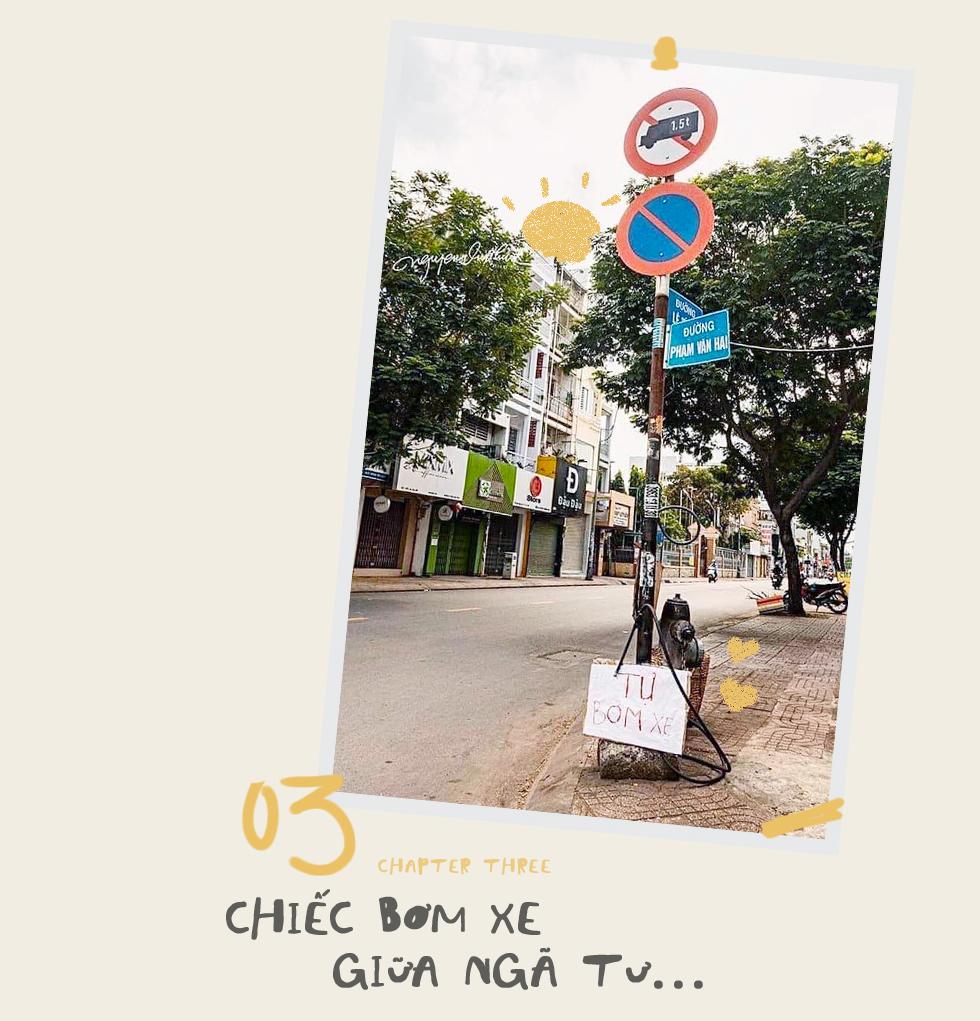 Sài Gòn giữa những ngày ngàn ca nhiễm: Người với người sống để thương nhau - Ảnh 8.