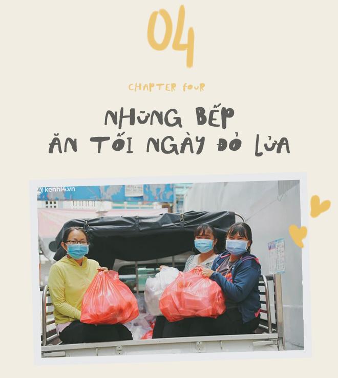 Sài Gòn giữa những ngày ngàn ca nhiễm: Người với người sống để thương nhau - Ảnh 10.