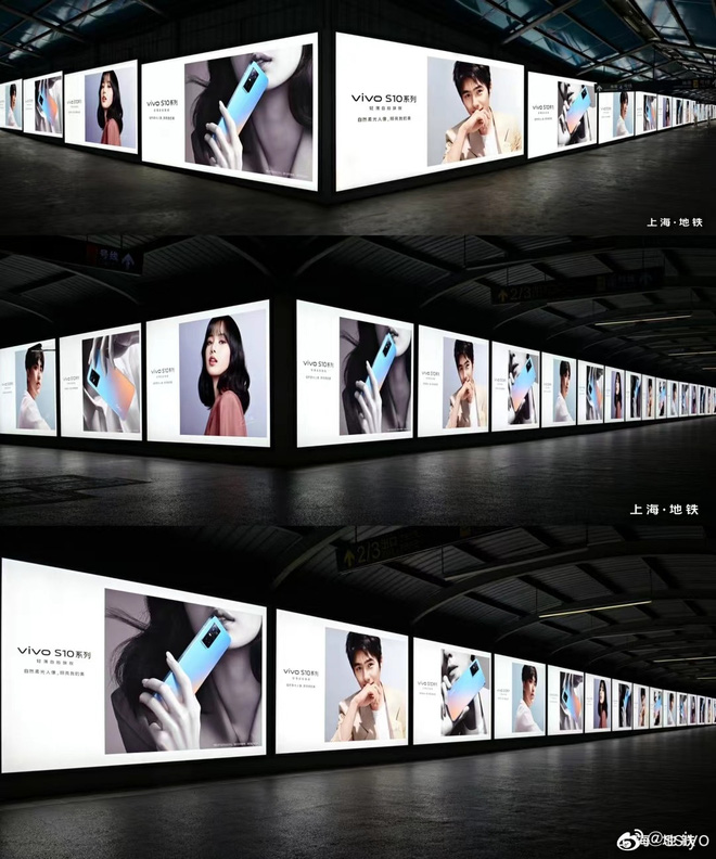 Choáng ngợp với hình ảnh của Lisa (BLACKPINK) phủ sóng khắp mọi nơi tại Trung Quốc - ảnh 6