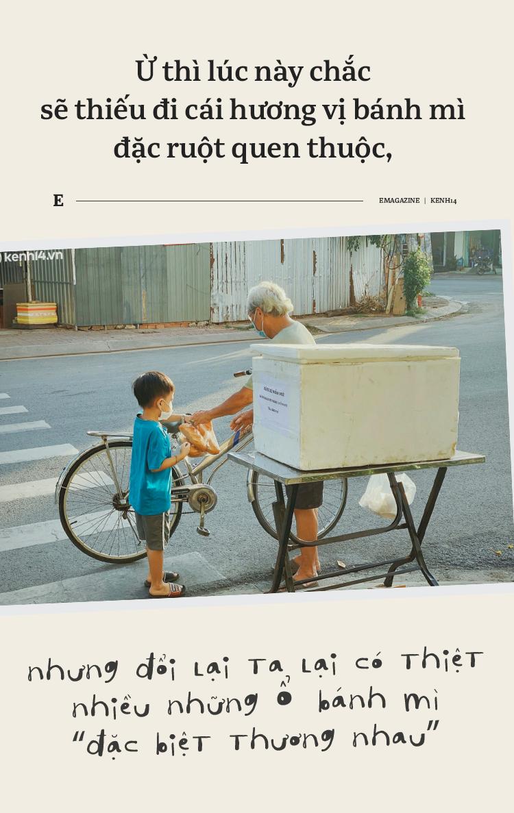 Sài Gòn giữa những ngày ngàn ca nhiễm: Người với người sống để thương nhau - Ảnh 6.